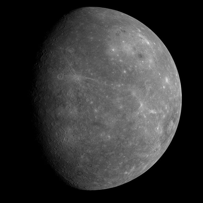 Planeten Merkur
