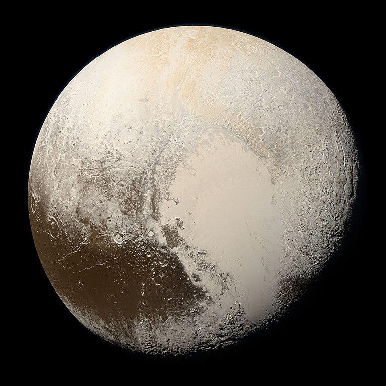 Planeten Pluto