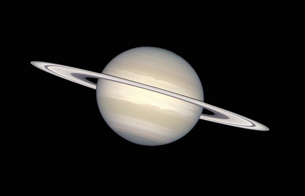 Planeten Saturn