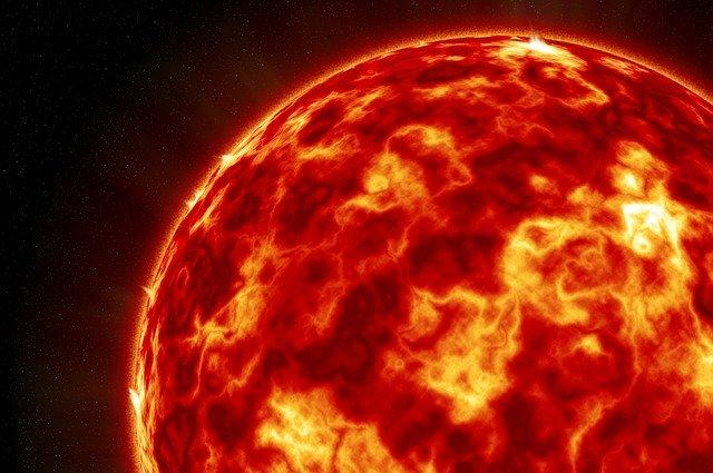 Solen, vår helt egen stjerne